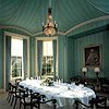 Hartwell House - Octagon dining room