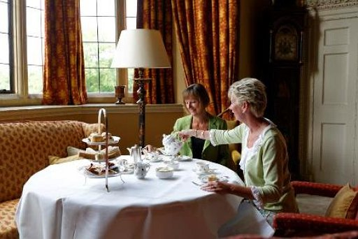 Afternoon Tea in the Great Hall