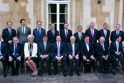 G7 Group Photo
