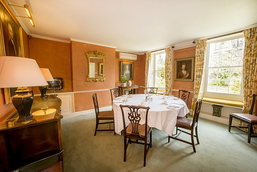 Old Rectory Dining Room