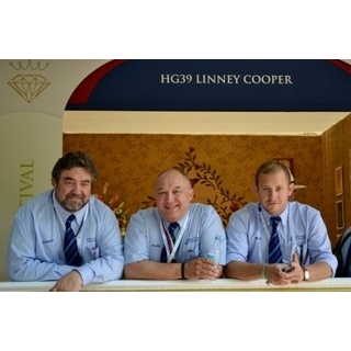 Linney Cooper were very thrilled to take part in The Coronation Festival at Buckingham Palace in July 2013 to celebrate the 60th anniversary of Her Majesty The Queen's coronation.