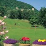 Have a round of golf at Abergele Golf Club