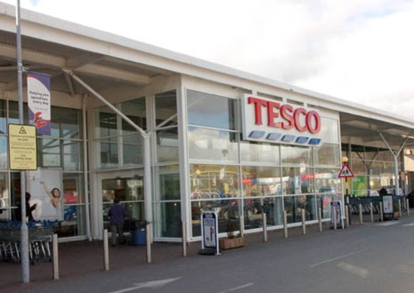 Stock up at Tesco