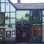 The oldest Inn in Abergele: The Harp