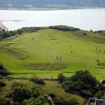 Family Golf on the Great Orme