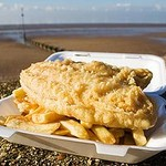 Seaside Fish & Chips from Trawlers