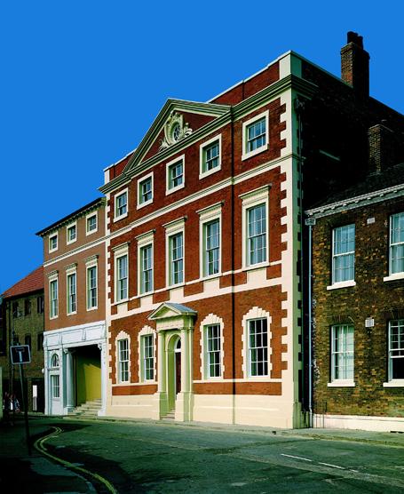 Fairfax House - exterior