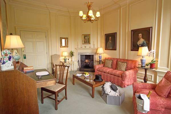 Duke of York Sitting Room
