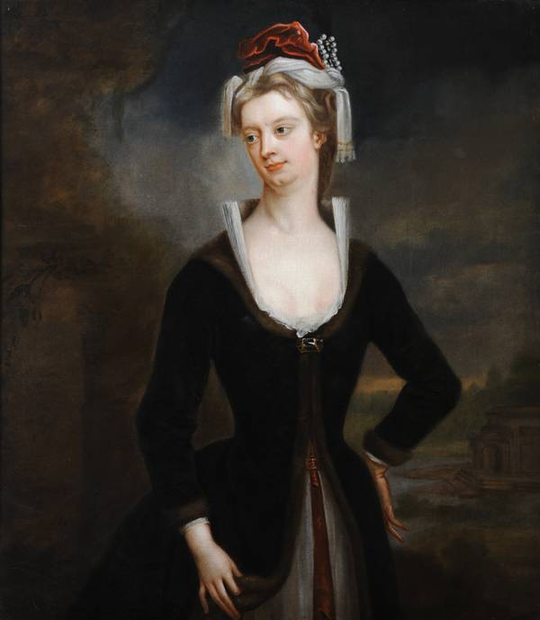 Lady Mary Wortley-Montagu portrait